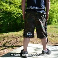Short Camouflage MackiTek 2