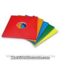 x25 Pochettes Multi Color 12 Inches