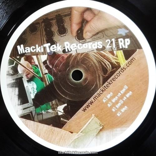 Mackitek Records 21 RP