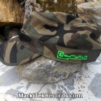 Casquette Reglable Camouflage MackiTek 8 Green
