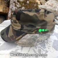 Casquette Reglable Camouflage MackiTek 6 Green