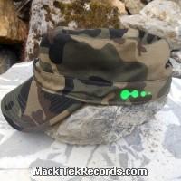Casquette Reglable Camouflage MackiTek 6 Green