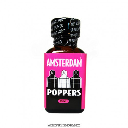 Poppers Amsterdam 25ML