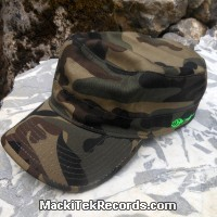 Casquette Reglable Camouflage MackiTek 5 Green