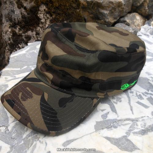 Casquette Reglable Camouflage MackiTek 5 Green