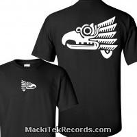 T-Shirt Noir Ancient Symbol 2