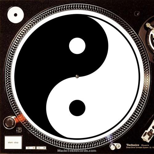 Feutrines Yin Yang