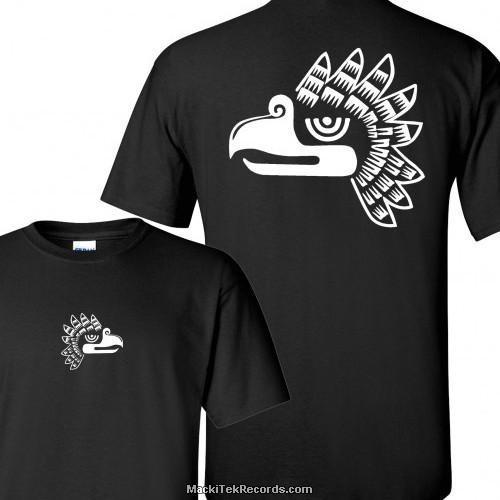T-Shirt Noir Ancient Symbol 4