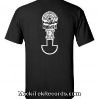 T-Shirt Noir Ancient Symbol 5