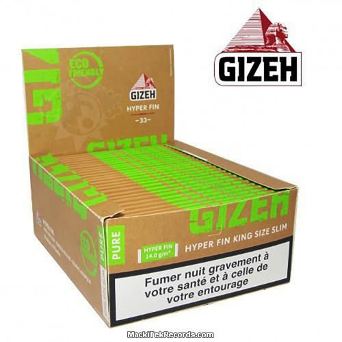 Feuille Slim Gizeh Pure Box