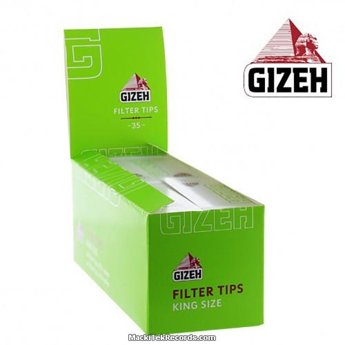 Filtre Carton Gizeh King Size Box