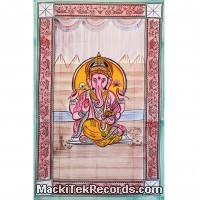 Tenture Indienne Ganesh TES121