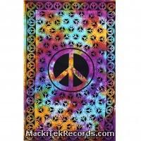 Tenture PEACE TES116