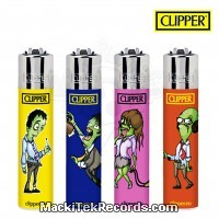 Mini Briquet Clipper Character 13
