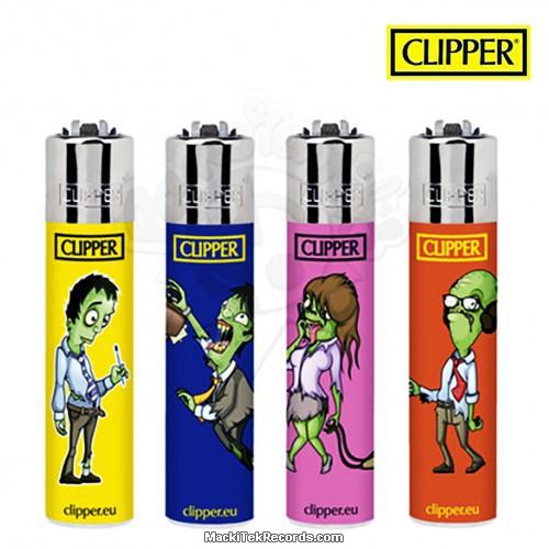 Mini Briquet Clipper Character 13