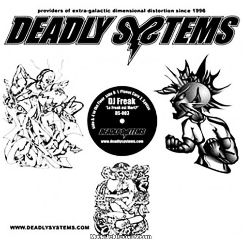Deadly Systems 03 RP