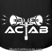 T-Shirt Noir ACAB23 V2