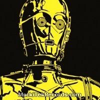 T-Shirt C-3PO Big