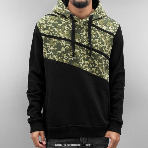 Sweat Black Lame Camo