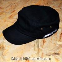 Casquette Reglable Noire MackiTek 12