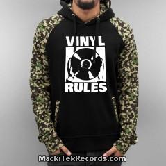 Sweat Arm Camo Vinyl Rules
