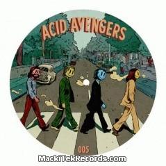 Acid Avengers Records 05