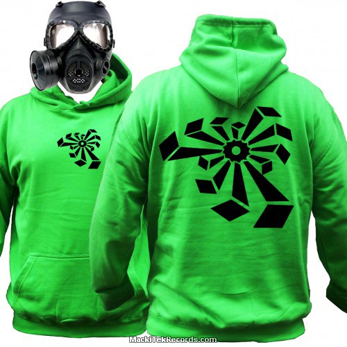 Sweat Alien Green Crop Circle 04