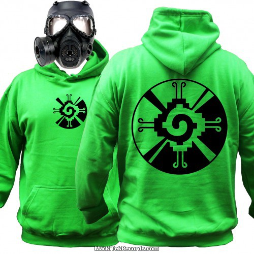 Sweat Alien Green Hunab Ku