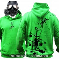 Sweat Alien Green MackiTek Hypno