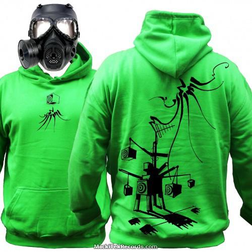 Sweat Alien Green MackiTek Hypno