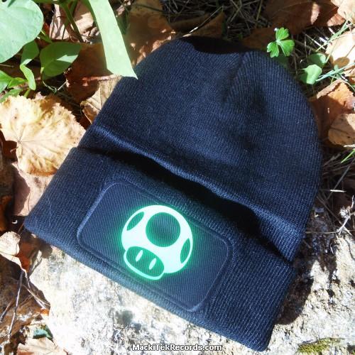 Bonnet 1UP Green