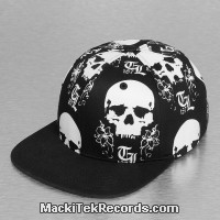 Casquette Thug Life Snapback The Scull