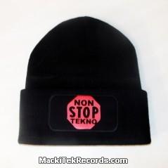 Bonnet Non Stop Tekno Red
