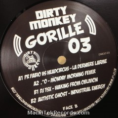 Dirty Monkey Gorille 03