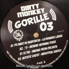 Dirty Monkey Gorille 03