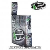Feuille Slim Blunt Wrap Silver
