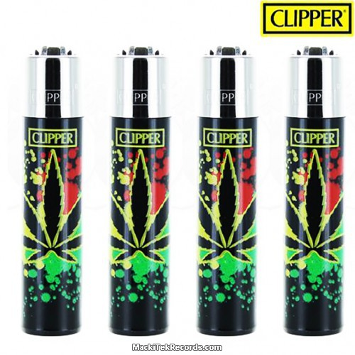 x4 Briquet Clipper KanaLeaf