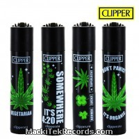 x4 Briquet Clipper Weed Weed