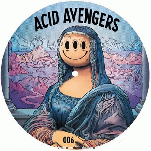 Acid Avengers Records 06