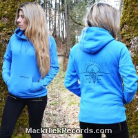 Sweat Femme Electric Blue Alchemy 1