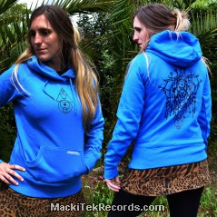 Sweat Femme Electric Blue Alchemy 2