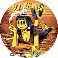 Acid Avengers Records 09