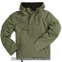 Coupe Vent Surplus Impermeable Windbreaker Olive