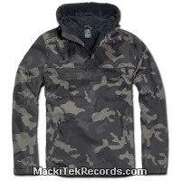 Coupe Vent Surplus Impermeable Windbreaker Dark Camo