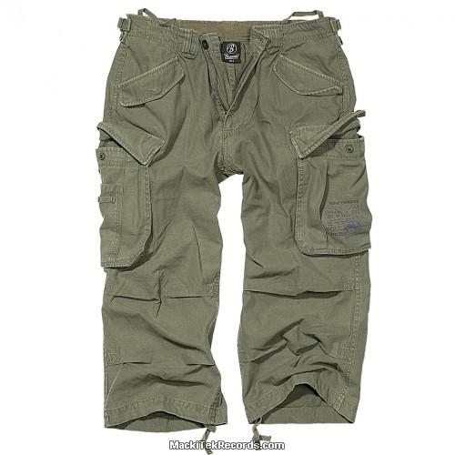 3-4 Pants Industry Vintage Olive