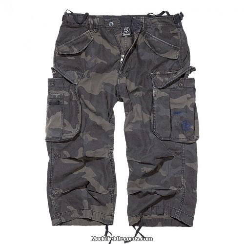 3-4 Pants Industry Vintage Dark Camo