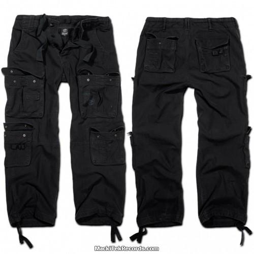 Pantalon Treillis Pure Black