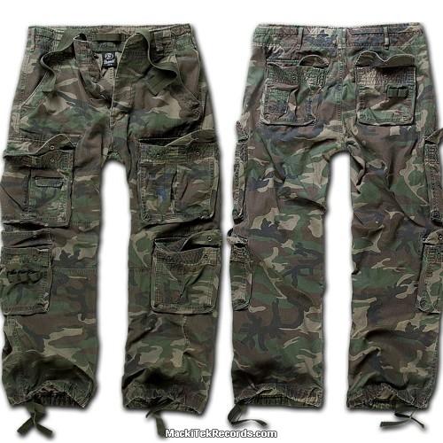 Pantalon Treillis Pure Woodland