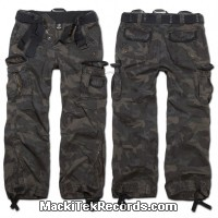 Treillis Cargo Royal Dark Camo