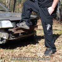 Baggy Noir M65 MackiTek 3